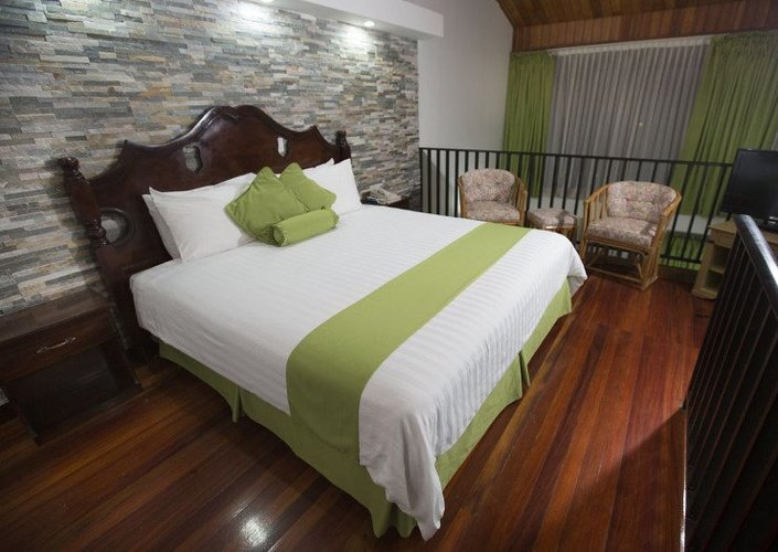 Junior suite hotel bambito by faranda boutique chiriquí